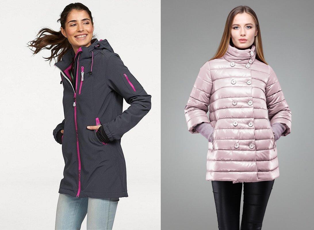 Отличие женских курток от мужских - яркая фурнитура. Модные рекомендации