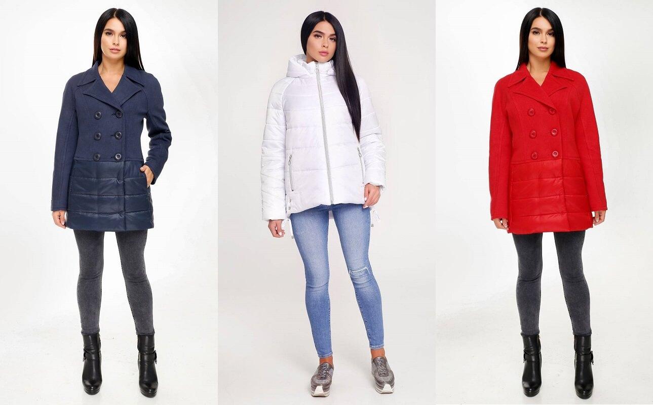 Модные тенденции 2018-2019 года - женские куртки от Favoritti. Модные рекомендации.