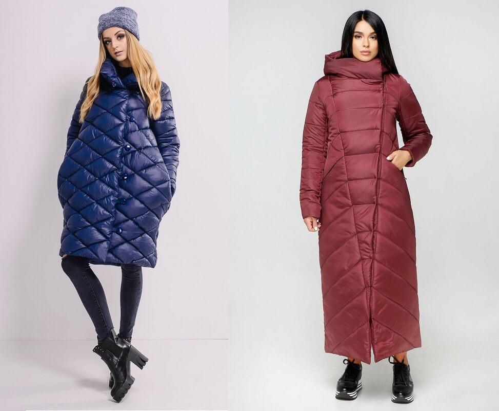Модные тенденции 2018-2019 года - куртки Оверсайз. Модные рекомендации.