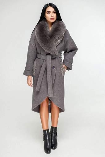 Пальто П-1089 н м Шерсть пальтовая 113-1712 Тон 13 be0d968cd0675